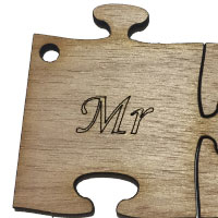 Wooden Mr Puzzle [+4,85 lei]