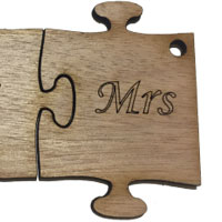 Wooden Ms Puzzle [+4,85 lei]
